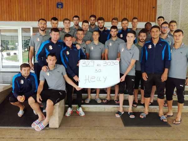 Humani fudbaleri Napretka: Prikupili 100.000 dinara za pomoć Nemanji!