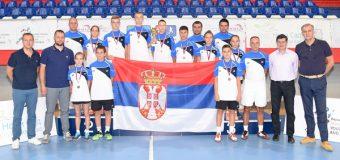 Tri zlatne medalje za Sergeja Lukića na Prvenstvu Balkana