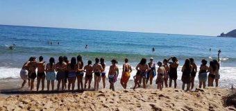 """""""Bikini revolucija"""" u Alžiru"""