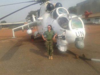 Ana Nikolić je bila deo tima za evakuaciju