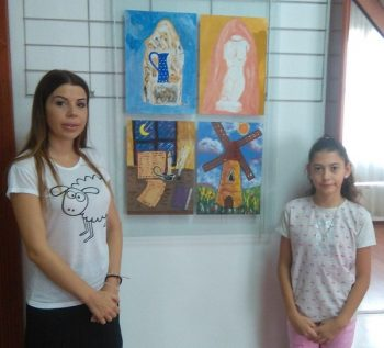 Jana Jovanović i njena mentorka Marija Stojadinović FOTO: CINK - S.Milenković