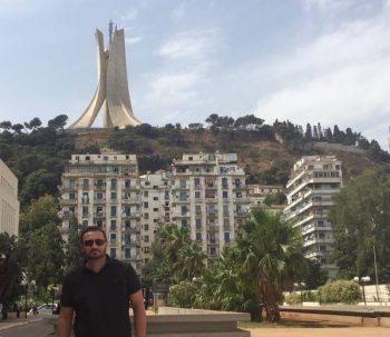 Lari Radić u Alžiru