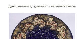 Izložba Tatjane Milutinović-Vondraček