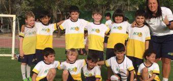 Tanja Anđelković mališane u Dubaiju uči fudbalu: Nadigrali filijalu slavne Rome!