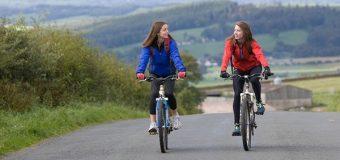 Rekreativna vožnja biciklom do Naupara