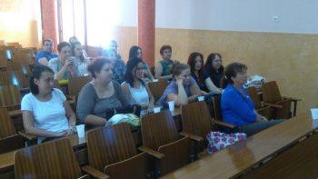 Predavanje o uslugama socijalne zaštite u Ćićevcu FOTO: CINK - S.Milenković