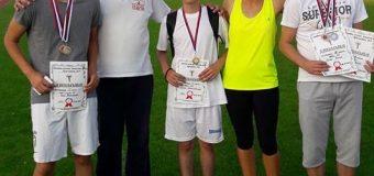 Pet medalja za slepe i slabovide sportiste iz Kruševca