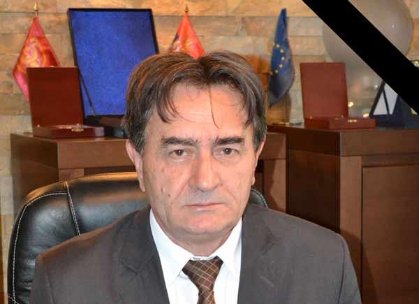 Iznenadna smrt gradonačelnika Kruševca