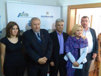Svečano otvaranje Kancelarije za razvoj socijalnog preduzetništva u Kruševcu FOTO: CINK - S.Milenković