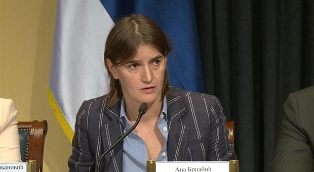 Premijerka Ana Brnabić sutra u Kruševcu
