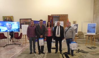 """Predstavnici """"Evrokontakta"""" i Opštine Varvarin na finalnoj konferenciji u Beogradu"""