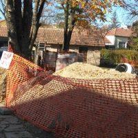 Po završetku radova učenicima će na raspolaganju biti 15 novih tuš kabina FOTO: CINK - S.Milenković