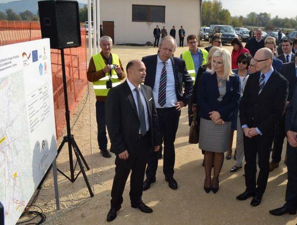 Donacije Evropske unije za poboljšanje infrastrukture