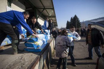 Opština Trstenik je dobila značajnu pomoć Evropske unije za sanaciju posledica poplava