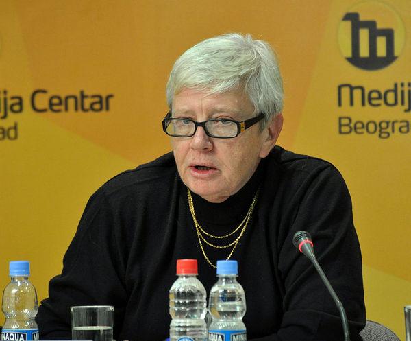 Srbijanka Turajlić: Ponovo će nam novine izlaziti u Beču, jer ovde neće biti pismenih