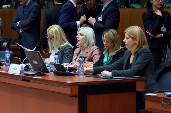 Srbija otvorila još dva nova poglavlja na putu evrointegracija