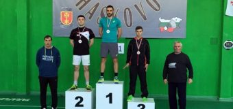 Dve medalje Luke Milića na turniru u Haskovu