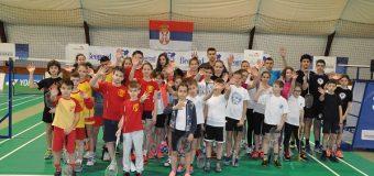 """Međuškolski badminton turnir """"Jefimija 2018"""""""