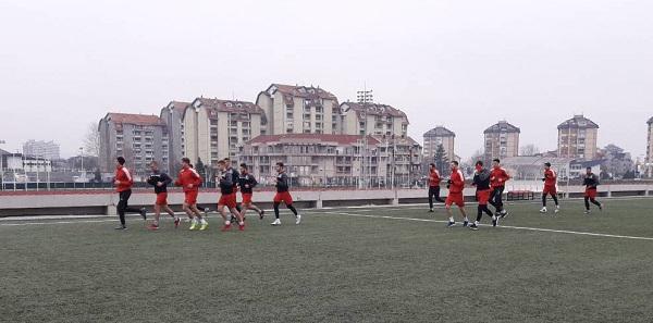 Minimalan poraz u Šapcu
