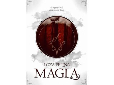 """Promocija romana """"Loza pelina – Magla"""""""