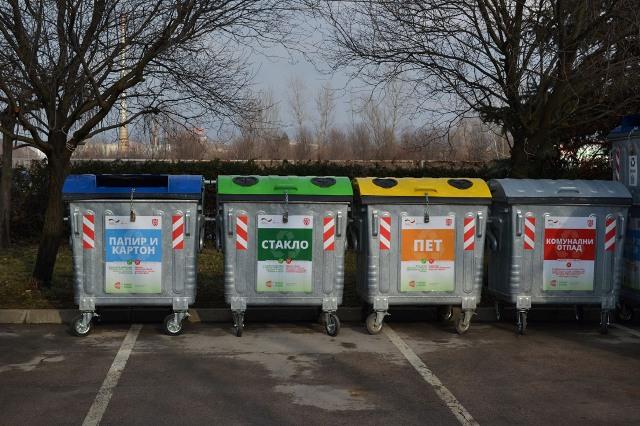 Nova donacija za primarnu selekciju otpada