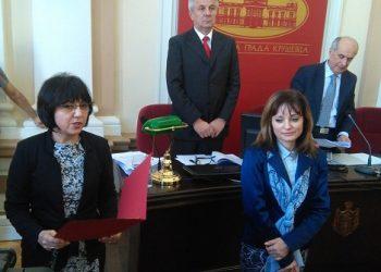 U Kruševcu žene imaju važnu ulogu u vlasti FOTO: CINK - S. Milenković