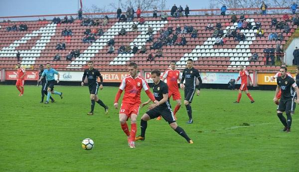Napredak bolji rival na stadionu JNA