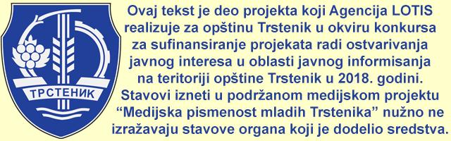 Trstenik-projekat2018