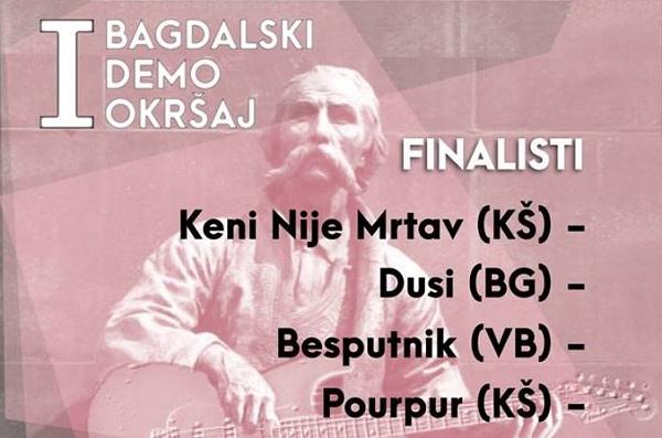 """Finale """"Bagdalskog demo okršaja"""""""