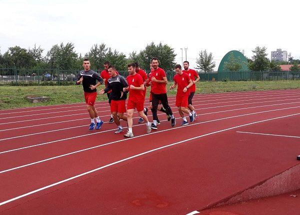 Fudbaleri Napretka počeli pripreme za narednu sezonu
