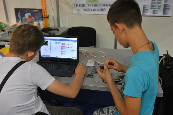 Učenici iz Kruševca najbolji u regionu u kodiranju