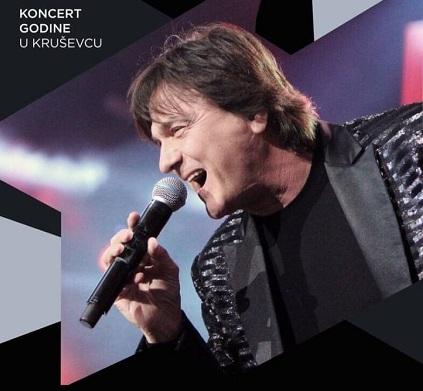 Koncert Zdravka Čolića u nedelju