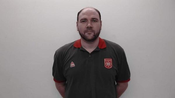 Dejan Đokić novi trener košarkaša Napretka