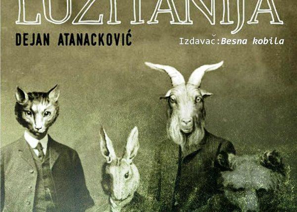 Književno veče sa Dejanom Atanackovićem