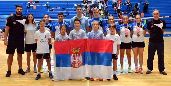 Po dva zlata za Mariju i Sergeja u Zagrebu!
