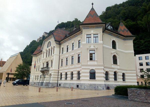 zgrada vlade lihtenstajn