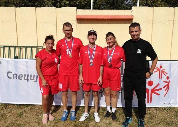 Osam medalja za atletičare Palestre