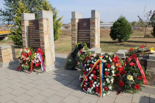 Pomen za postradale rodoljube, žrtve fašističkog i komunističkog terora