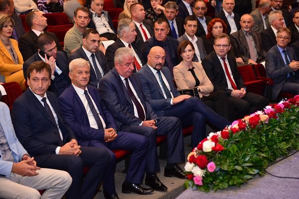 Aleksandar Vučić počasni građanin Opštine Trstenik