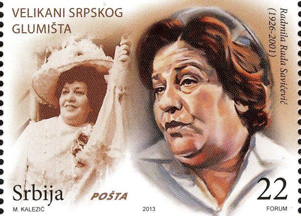 Sedamnaest godina od smrti Radmile Savićević