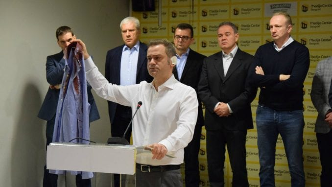 """BORKO STEFANOVIĆ: """"Napadači bliski kontroverznom biznismenu iz Kruševca!"""""""
