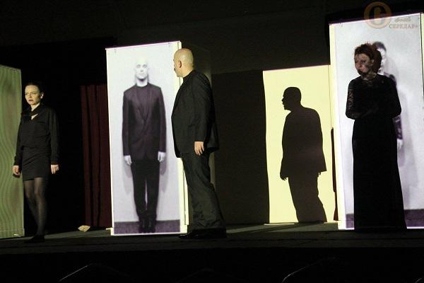 Dve predstave vranjskog pozorišta pred Kruševljanima