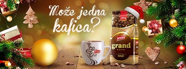 Može jedna kafica sa Grand kafa Deda Mrazovima?