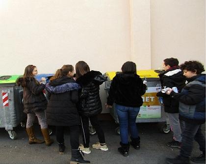 ZA ČISTIJI GRAD: Kontejneri postavljeni pored škola i vrtića