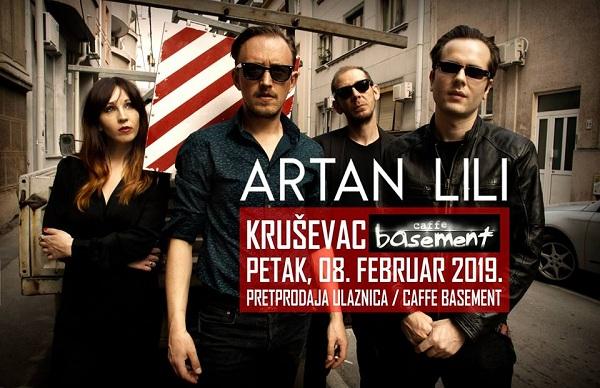 VEČERAS U KRUŠEVCU: Koncert Artan Lili