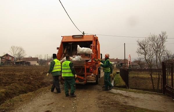 ZA ČISTIJI KRUŠEVAC: Iznošenje smeća iz još sedam sela