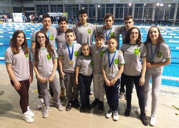 USPEŠAN NASTUP PLIVAČA: Na dva mitinga osvojena 21 medalja!