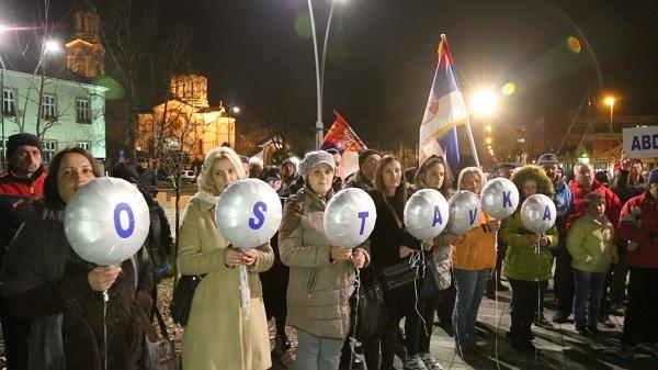 """""""1 OD 5 MILIONA"""" U TRSTENIKU: Govore Milojko Pantić i Nenad Kulačin"""