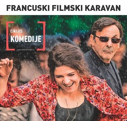 FILMSKI KARAVAN: Ciklus francuskih komedija