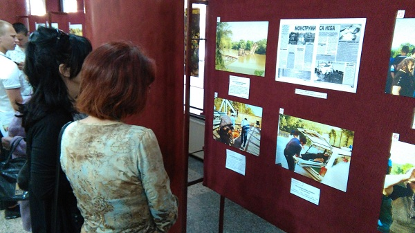 POTRESNA IZLOŽBA: NATO zločini u Rasinskom okrugu viđeni kroz objektiv Radeta Stankovića